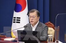 Tỷ lệ ủng hộ Tổng thống Hàn Quốc xuống mức thấp nhất trong lịch sử