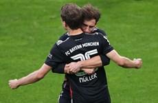 Bundesliga: Bayern hạ gục RB Leipzig, Dortmund ngày càng xa tốp 4