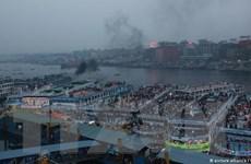 Bangladesh: Thêm người chết trong vụ chìm phà trên sông Shitalakhsya