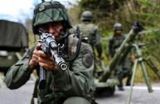 Venezuela lập đơn vị đặc nhiệm tại biên giới với Colombia