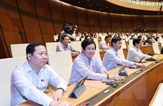 Miễn nhiệm chức vụ Phó Thủ tướng Chính phủ, 12 bộ trưởng, trưởng ngành