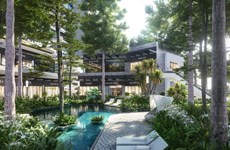 CBRE vận hành tổ hợp nghỉ dưỡng Haven Park trong khu đô thị Ecopark