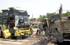 'Vẫn xảy ra các vụ tai nạn giao thông đặc biệt nghiêm trọng'