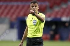 Thay đổi trọng tài bắt chính trận 'kinh điển' Real-Barcelona