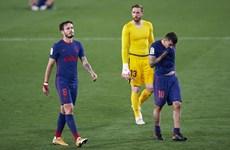 Atletico khiến cuộc đua đến ngôi vương La Liga trở nên kịch tính