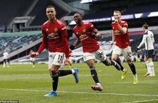 Cận cảnh Manchester United khiến Tottenham-Mourinho 'ôm hận'