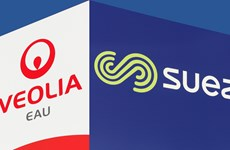 Vụ sáp nhập Veolia và Suez tạo ra tập đoàn đứng đầu về cấp thoát nước