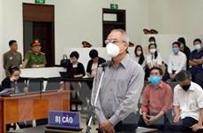 Xét xử vụ Gang thép Thái Nguyên: Các bị cáo thừa nhận hành vi vi phạm