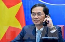 Việt Nam-Maroc trao đổi các biện pháp thúc đẩy hợp tác giữa hai nước