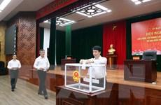 Hải Dương có 13 người ứng cử đại biểu Quốc hội khóa XV