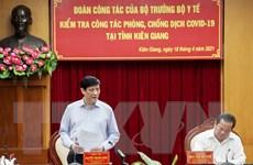 Kiên Giang chủ động các giải pháp phòng, chống dịch từ biên giới