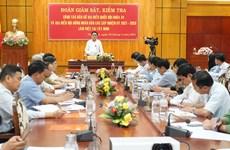 Tây Ninh: Công tác chuẩn bị bầu thực hiện chặt chẽ, đúng chất lượng