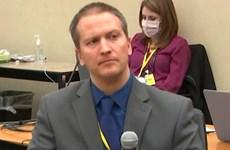 Mỹ tuyên án cựu cảnh sát Derek Chauvin trong vụ George Floyd