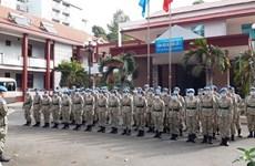Hoạt động gìn giữ hòa bình LHQ của Việt Nam được đánh giá cao