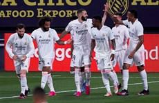 Benzema tỏa sáng, Real Madrid tạm trở lại ngôi đầu La Liga