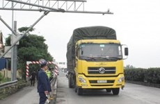 Duy trì 'phạt nguội' xe quá tải bằng cân tự động trên Quốc lộ 5