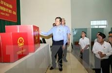 Bầu cử QH và HĐND: Kiểm tra, giám sát công tác bầu cử tại Đồng Nai