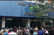 Ấn Độ: Hỏa hoạn tại bệnh viện làm 13 bệnh nhân COVID-19 thiệt mạng