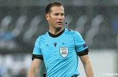 Trọng tài Danny Makkelie bắt chính trận Real Madrid-Chelsea
