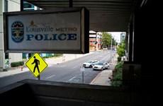 Bộ Tư pháp Mỹ điều tra hành vi lạm quyền của cảnh sát Louisville