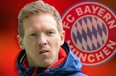 Julian Nagelsmann chính thức trở thành HLV trưởng của Bayern Munich