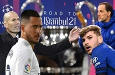 Lịch thi đấu và trực tiếp lượt đi vòng bán kết Champions League
