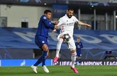 Pulisic lập công giúp Chelsea giành ưu thế trước Real Madrid