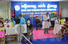 BV Chợ Rẫy Phnom Penh chung tay cùng Campuchia chống COVID-19