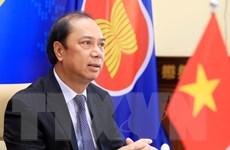 ASEAN chia sẻ với Ấn Độ trong nỗ lực ứng phó dịch bệnh COVID-19