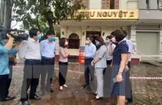 Bộ Y tế kiểm tra công tác phòng, chống dịch COVID-19 tại Yên Bái