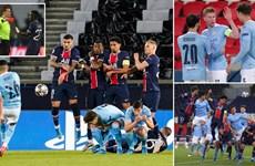 Cận cảnh Man City thắng ngược kịnh tính ngay trên sân của PSG