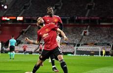 Thắng Roma 6-2, M.U đặt một chân vào chung kết Europa League