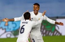 Real Madrid chạy đà thuận lợi trước trận 'sinh tử' trên đất Anh