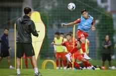 34 cầu thủ được gọi tập trung cho đội tuyển U22 Việt Nam