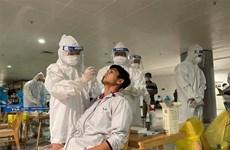 Không có ca mắc mới COVID-19, thêm gần 46.500 người tiêm vaccine