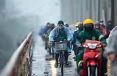 Bắc Bộ và Bắc Trung Bộ mưa dông, cục bộ có nơi mưa rất to