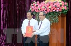 Ông Bùi Văn Nghiêm giữ chức Bí thư Tỉnh ủy Vĩnh Long
