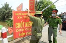 Thừa Thiên-Huế, Hải Phòng tăng cường phòng dịch sau khi có ca mắc