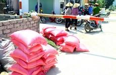 Bắc Giang thiết lập vùng cách ly y tế, giãn cách xã hội tại Phương Sơn