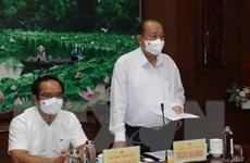 Phó Thủ tướng: Kiên quyết không để xuất nhập cảnh trái phép