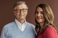 Vụ chia tay của Bill Gates: Xu hướng ly hôn ở tuổi trung niên tăng