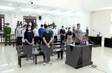 Vụ Nhật Cường: Các bị cáo câu kết hình thành đường dây buôn lậu lớn