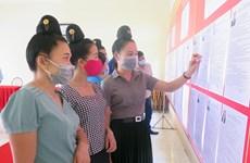 [Video] Vùng biên Sông Mã của Sơn La sẵn sàng cho ngày bầu cử
