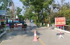 Dịch COVID-19: Các địa phương tạm dừng nhiều hoạt động để phòng dịch