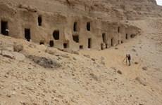 Ai Cập phát hiện 250 lăng mộ niên đại 4.200 năm tại tỉnh Sohag