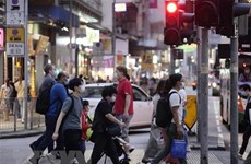 Amcham: Nhiều doanh nghiệp và người nước ngoài có ý định rời Hong Kong