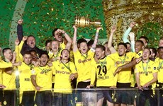 Thắng đậm Leipzig, Dortmund lần thứ 5 giành Cúp Quốc gia Đức
