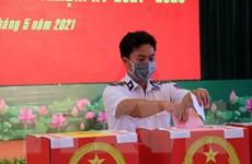 Bầu cử QH và HĐND: Không tập trung cử tri quá đông cùng một thời điểm
