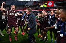 Hình ảnh đáng nhớ trong ngày Leicester City vô địch FA Cup