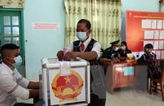 Quảng Nam: Hoàn thành bầu cử sớm ở 6 xã vùng biên giới huyện Nam Giang